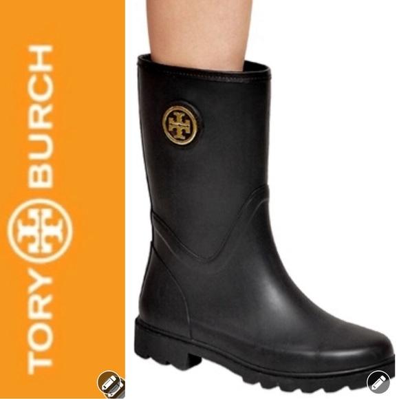 c5d00644c NWT Tory Burch Rain Boots